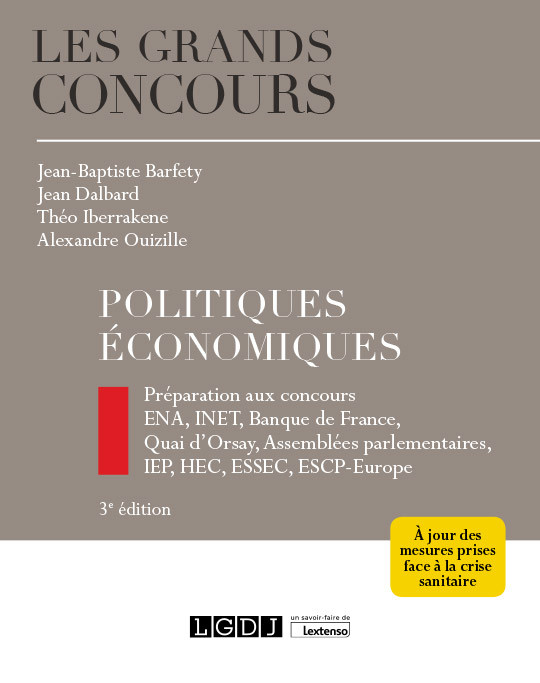 [EBOOK] Politiques économiques