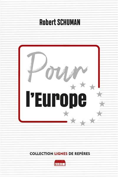 Pour l'Europe
