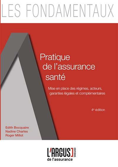 Pratique de l'assurance santé