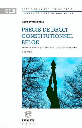 Précis de droit constitutionnel Belge