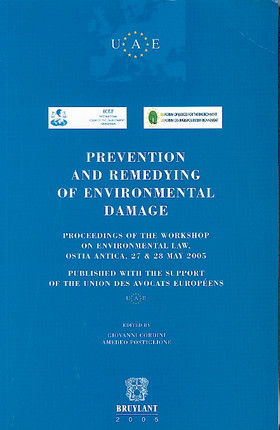 Prevention and remedying of environmental damage
