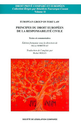 Principes du droit européen de la responsabilité civile