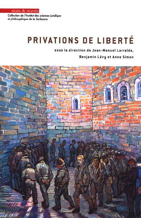 Privations de liberté