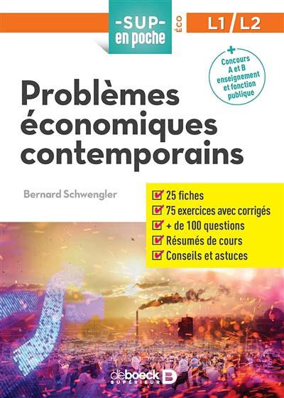 Problèmes économiques contemporains