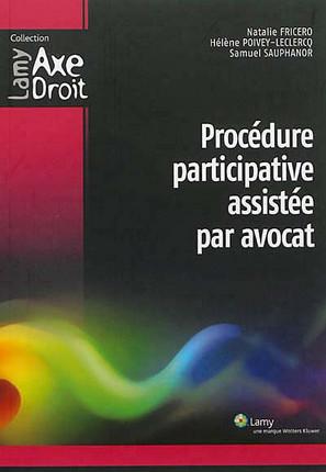 Procédure participative assistée par avocat