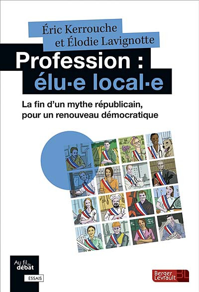 Profession : élu-e local-e