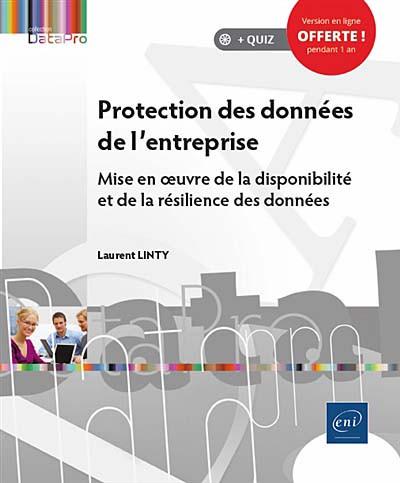 Protection des données de l'entreprise