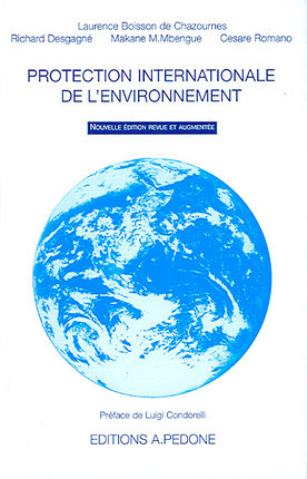 Protection internationale de l'environnement