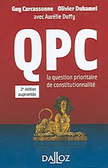 QPC - La question prioritaire de constitutionnalité (mini format)