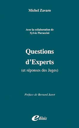 Questions d'experts
