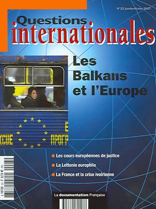 Questions internationales, janvier-février 2007 N°23