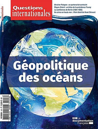 Questions internationales, mai-août 2021 N°107-108