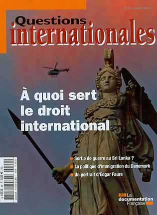 Questions internationales, mai-juin 2011 N°49
