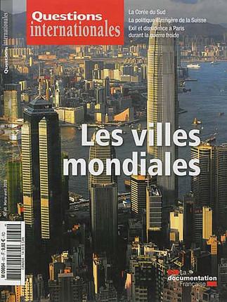 Questions internationales, mars-avril 2013 N°60