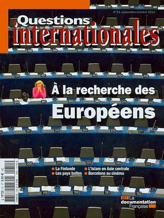 Questions internationales, septembre-octobre 2011 N°51