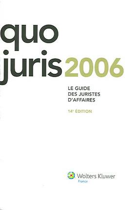 Quo juris 2006