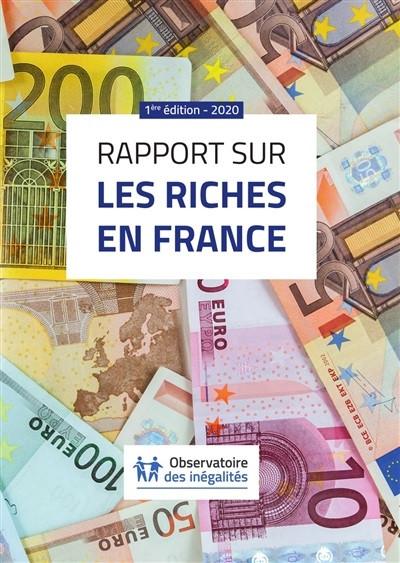 Rapport sur les riches en France 2020
