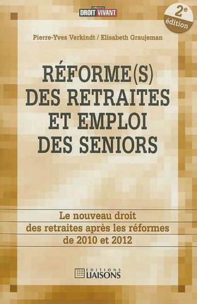 Réforme(s) des retraites et emploi des seniors