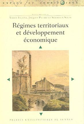 Régimes territoriaux et développement économique