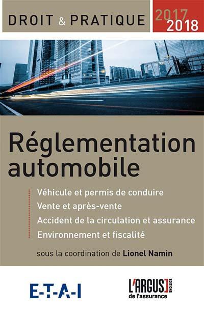 Réglementation automobile 2017-2018