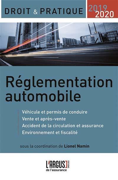 Réglementation automobile 2019-2020