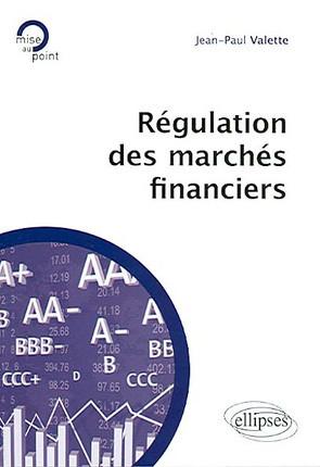 Régulation des marchés financiers