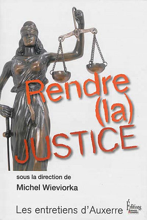 Rendre (la) justice