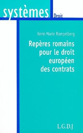 Repères romains pour le droit européen des contrats