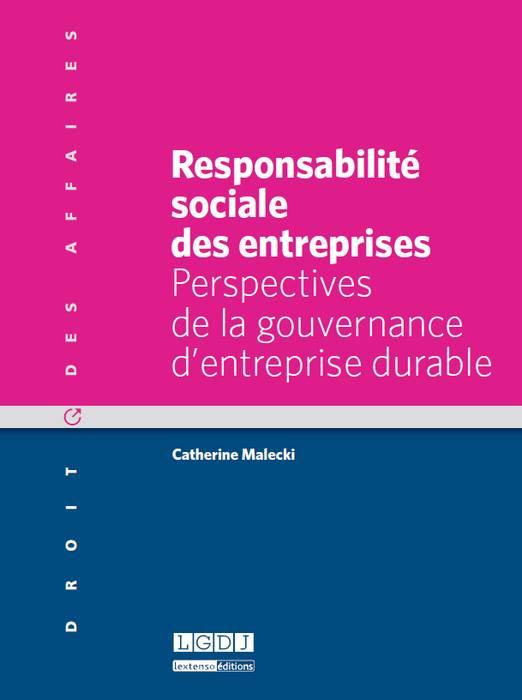 Responsabilité sociale des entreprises