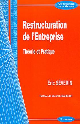 Restructuration de l'entreprise