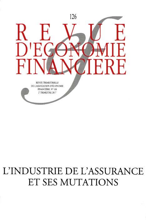 Revue d'économie financière, 2ème trimestre 2017 N°126