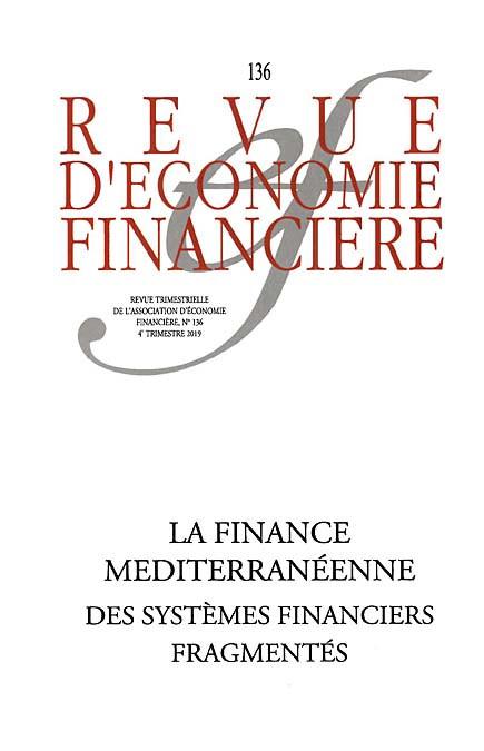 Revue d'économie financière, 4e trimestre 2019 N°136