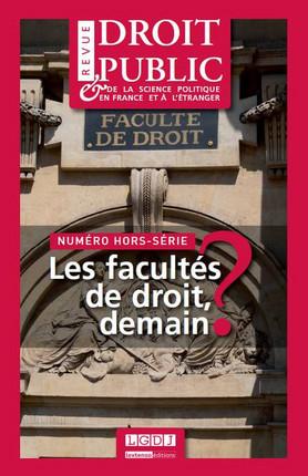 Revue du droit public de la science politique en France et à l'étranger, Numéro hors-série