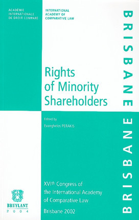 Rights of minority shareholders