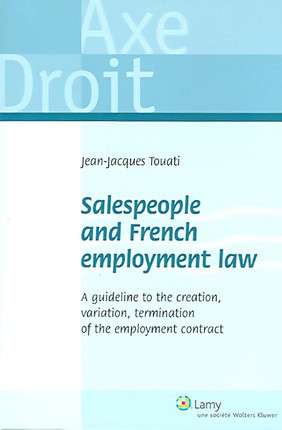 Salespeople and French employment law