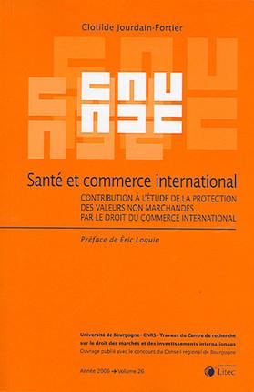 Santé et commerce international
