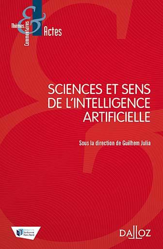 Sciences et sens de l'intelligence artificielle