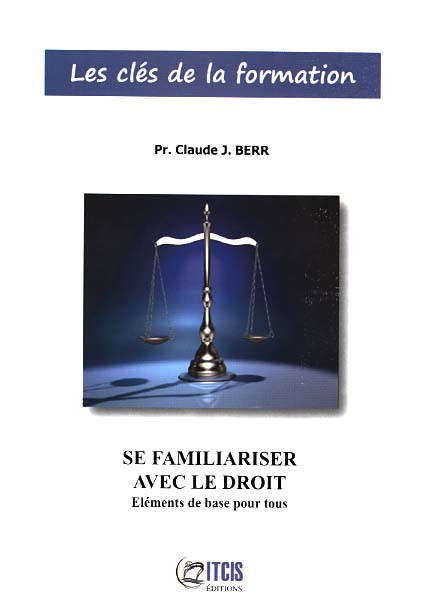 Se familiariser avec le droit