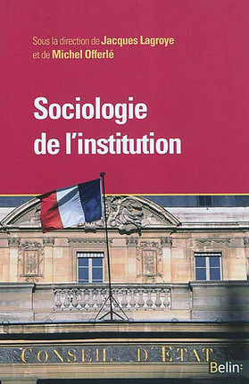Sociologie de l'institution