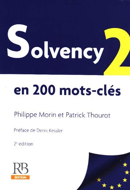 Solvency 2 en 200 mots-clés