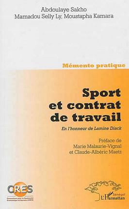 Sport et contrat de travail
