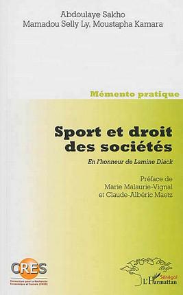Sport et droit des sociétés