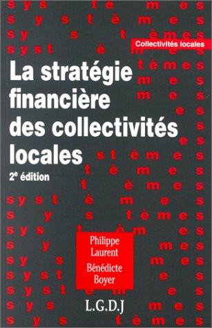 Stratégie financière des collectivités locales