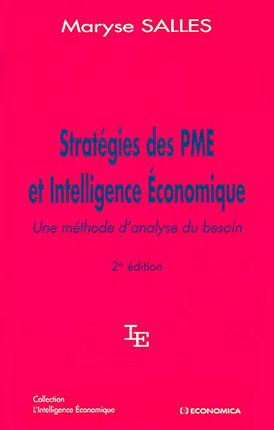 Stratégies des PME et intelligence économique