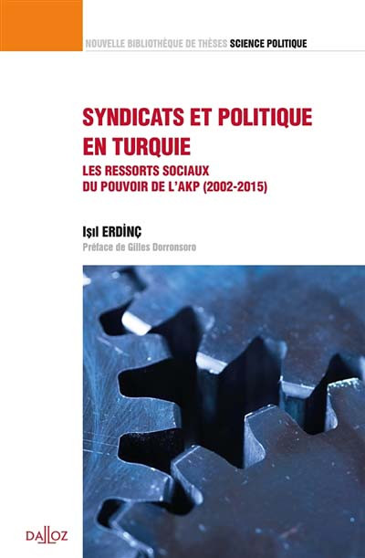 Syndicats et politique en Turquie