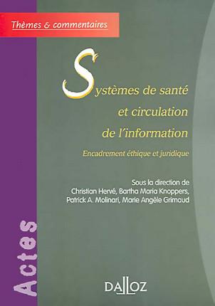 Systèmes de santé et circulation de l'information