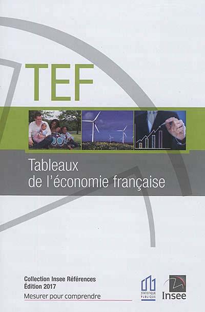 Tableaux de l'économie française - Edition 2017