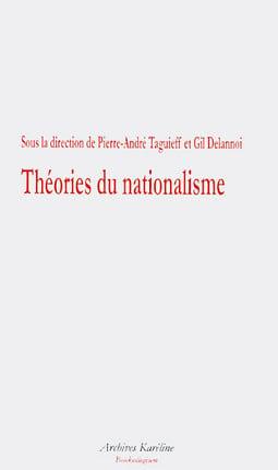 Théories du nationalisme