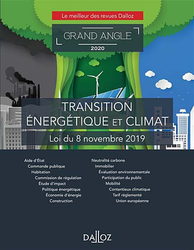 Transition énergétique et climat