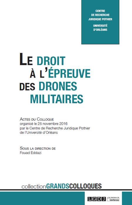 [EBOOK] Le droit à l'épreuve des drones militaires